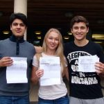 Exam success for Debden Park High School A level students